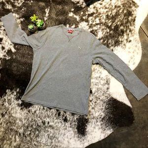 PUMA Thermal Long Sleeve Lifestyle T-Shirt